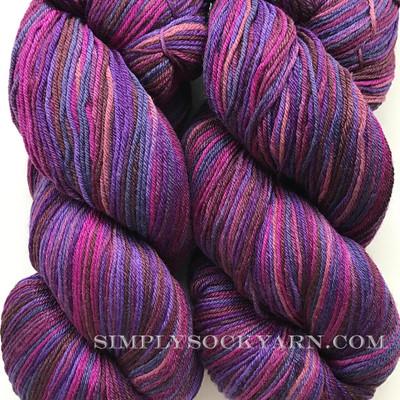 CY Heritage Silk Pts 9932 Iris -