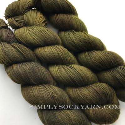 Qing Sock Moss -