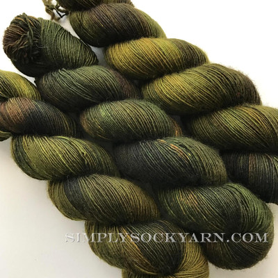 Qing Single Moss -
