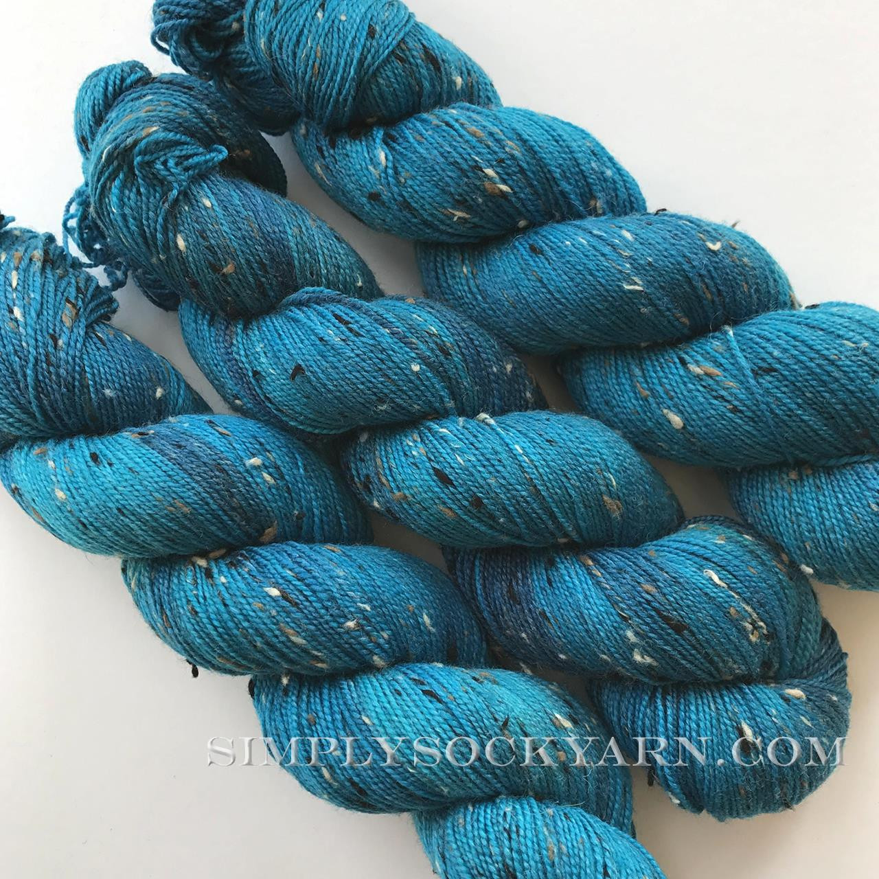 Qing Donegal Teal -