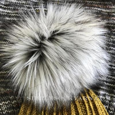 SSYC Pom Pom Silver Fox - XL -