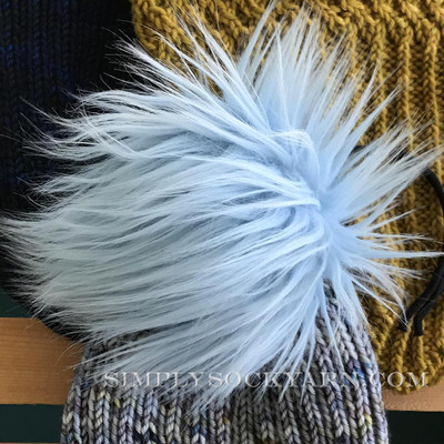 SSYC Pom Pom Powder Blue - L -