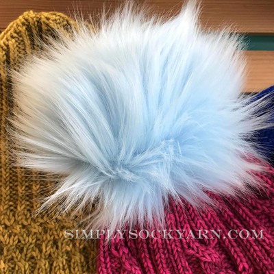 SSYC Pom Pom Powder Blue - XL -