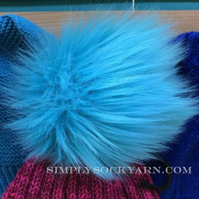 SSYC Pom Pom Turquoise - L -