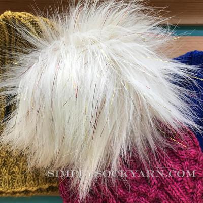SSYC Pom Pom Ivory Glam - XL -