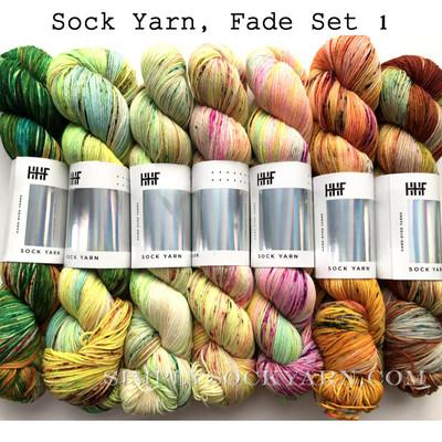 HF Sock 7-Fade, Beata's Pick 01 -