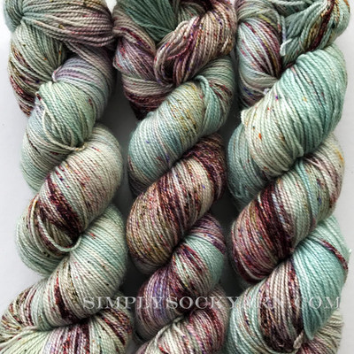 SY Bliss Sock Mintwood -