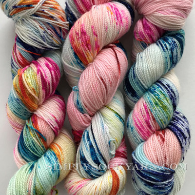 SY Tender Rainbow Sprinkles -