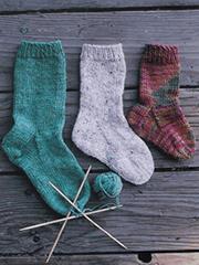 KPS Easy Children's Sock Patt.