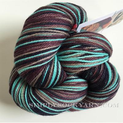 SK Merino Stripe Dark and Twist