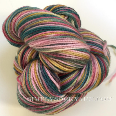 WW Aerten Sock Rose Garden