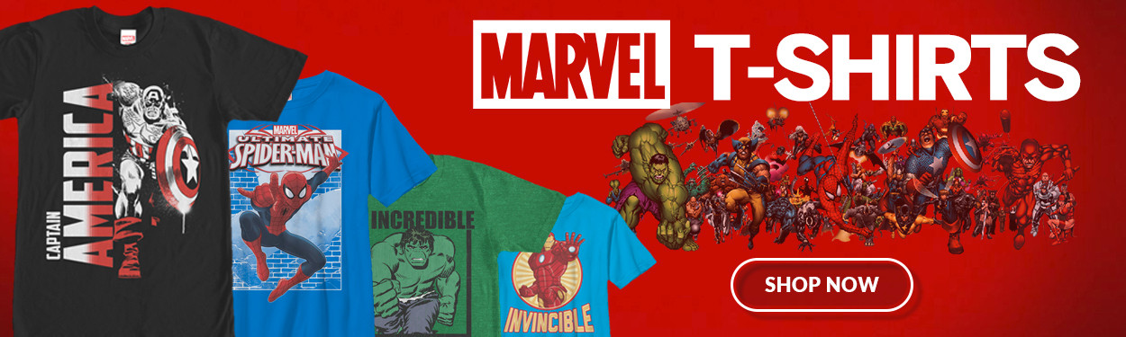 Marvel Comic T-Shirts