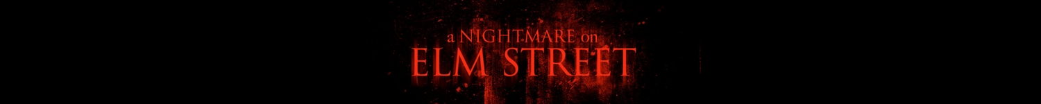 A Nightmare on Elm Street T-Shirts