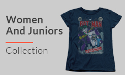 Batman Women and Juniors T Shirts