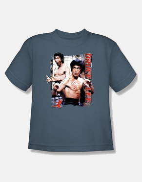 Bruce Lee Youth T-Shirt - Enter the Dragon