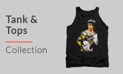 Bruce Lee Tank Tops
