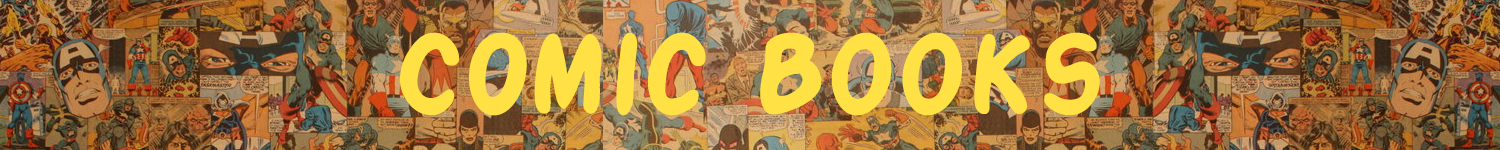 Banner Image for the Comic Book T-Shirt category