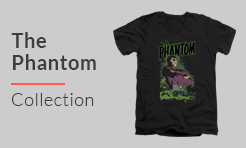 The Phantom T-Shirts