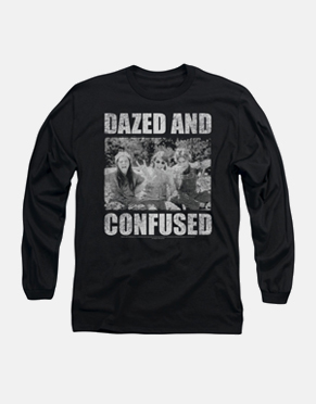 Dazed and Confused Long Sleeve T-Shirt - Rock On
