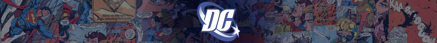 Banner image for the DC Comics Tank Top category