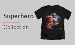 DC Comic Superhero tshirt