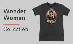 DC Comic Wonder Woman shirts