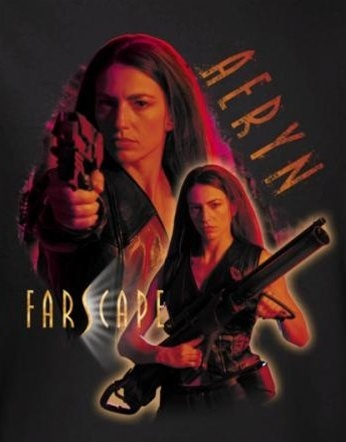 Banner image for Farscape Girls t shirt category