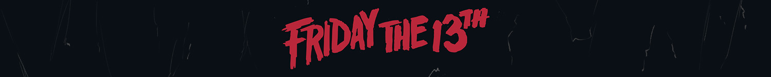 Friday the 13th T-Shirts