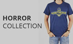 horror movie t-shirt collection