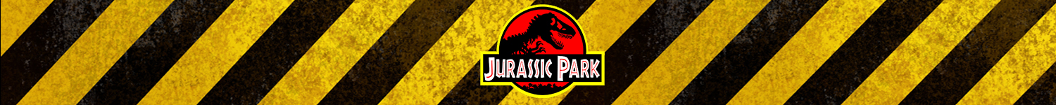 Banner for the Jurassic Park Youth and Kids t-shirt category