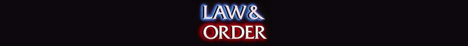 Law and Order T-Shirts