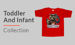 marvel apparel for toddlers and infants