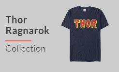 marvel thor ragnarok t-shirts