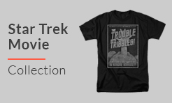 Star Trek Movie t-shirts