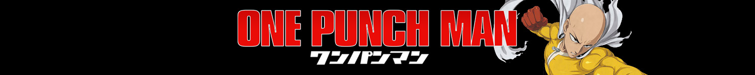 One Punch Man T-Shirts