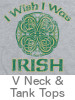 Thumbnail image for the St. Patricks Day V Neck and Tank tops category