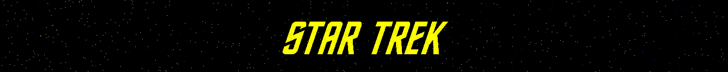 Banner for Star Trek the Original Series T-shirts