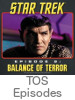 Thumbnail for the Star Trek TOS Episodes T-Shirt category