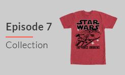 Star Wars Episode 7 t-shirt