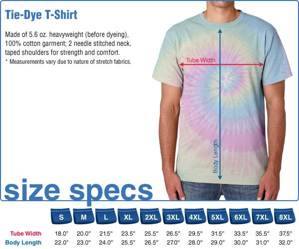 5ec532a5f7a Led Zeppelin - Icarus 1975 Tie-Dye T-Shirt - NerdKungFu.com
