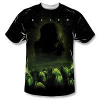 Alien Sublimated T-shirt