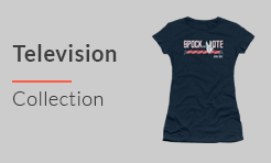 Television Women and Juniors T Shirts