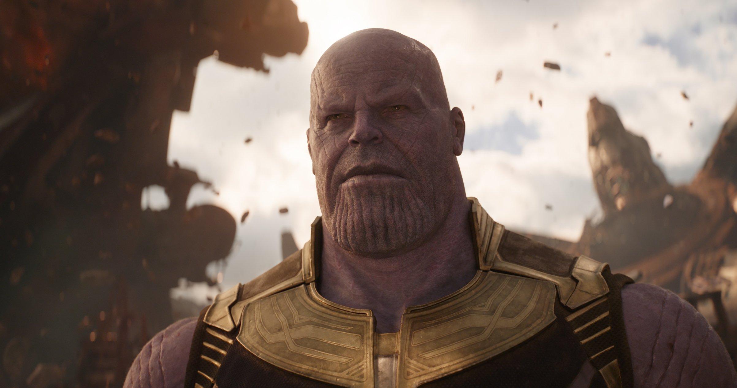 Photo: Avengers: Infinity War / Marvel