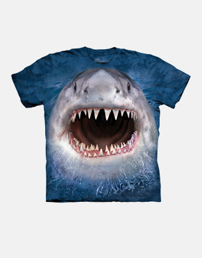 The Mountain Youth T-Shirt - Wicked Nasty Shark