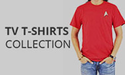 TV and Television t-shirts collection