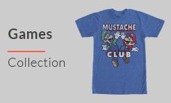 Video Games T-Shirts