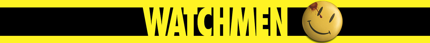 Banner Image for the Watchmen T-Shirt category