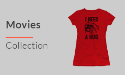 Movie Women and Juniors T-Shirts