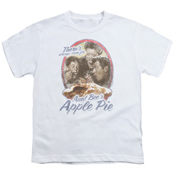 Image for Andy Griffith Show Youth T-Shirt - Apple Pie