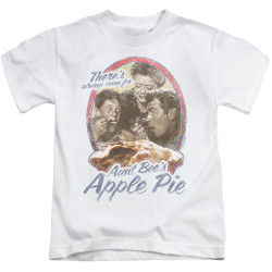 Image for Andy Griffith Show Kids T-Shirt - Apple Pie